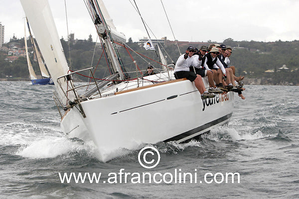 SAILING - BMW Winter Series 2005 - YOU'RE HIRED - Sydney (AUS) - 15/05/05 - ph. Andrea Francolini