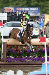 Blom Merel (NED) - Rumour Has It<br /> Cross Country - CCI4* <br /> Mitsubishi Motors Badminton Horse Trials 2014 <br /> © Hippo Foto - Jon Stroud
