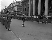 1958 Army Parade, Easter Sunday