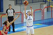 Frosinone, 24/05/2013<br /> Basket, Nazionale Italiana Femminile<br /> Amichevole<br /> Italia - Bulgaria<br /> Nella foto: maddalena gaia gorini<br /> Foto Ciamillo