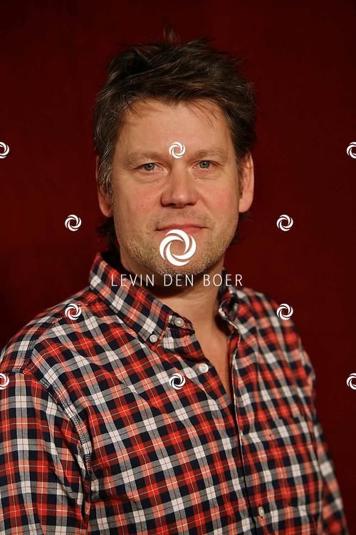 HILVERSUM - Jubileum Wie is de Mol tiende editie in het land van de rijzende zon. Met op de foto Erik van der Hoff. FOTO LEVIN DEN BOER - PERSFOTO.NU