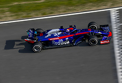 February 19, 2019 - Barcelona, Spain - Motorsports: FIA Formula One World Championship 2019, Test in Barcelona, , #23 Alex Albon (THA Team Torro Rosso) (Credit Image: © Hoch Zwei via ZUMA Wire)