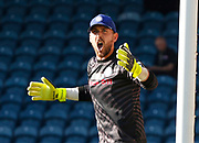 Josh Lillis of Rochdale  during the EFL Sky Bet League 1 match between Rochdale and Charlton Athletic at Spotland, Rochdale, England on 5 May 2018. Picture by Paul Thompson.