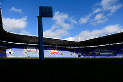 A general view of Madejski Stadium  prior to kick off - Mandatory by-line: Ryan Hiscott/JMP - 01/03/2020 - RUGBY - Madejski Stadium - Reading, England - London Irish v Wasps - Gallagher Premiership Rugby