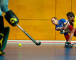 LEIZPIG - WC HOCKEY INDOOR 2015<br /> Foto: CZE v AUS (Pool A)<br /> VUDMASKA Ondrej<br /> FFU PRESS AGENCY COPYRIGHT FRANK UIJLENBROEK