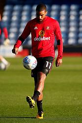 Lewis Grabban of Sunderland warms up - Mandatory by-line: Matt McNulty/JMP - 10/08/2017 - FOOTBALL - Gigg Lane - Bury, England - Bury v Sunderland - Carabao Cup - First Round