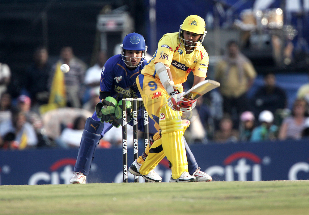 CENTURION, SOUTH AFRICA - 30 April 2009.  during the  IPL Season 2 match between the Rajasthan Royals and the Chennai Superkings held at  in Centurion, South Africa. Mahesh Rawat and Parthly Patel.