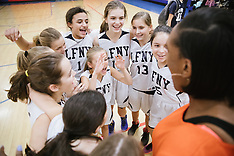 20170120 Middle School Basketball Girls
