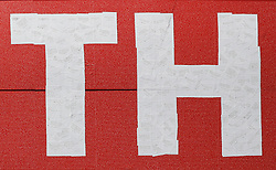 "© Licensed to London News Pictures. 18/07/2016. London, UK. Detail showing letters sent to Greenpeace used as a montage to spell the words ""TRUTH"" down the side of the bus. A bus used by the Leave campaign during the EU referendum, rebranded by Greenpeace outside the Houses of Parliament in London. The ""Brexit Bus"" was previously covered in a slogan claiming that £350 million sent to the EU could be spent on the NHS.  Photo credit: Peter Macdiarmid/LNP"