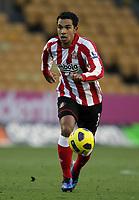 Wolverhampton Wanderers v Sunderland , Premier League 27/11/2010<br /> Kieran Richardson of Sunderland  <br /> Photo Marc Atkins  Fotosports International<br /> <br /> 07783 913 777