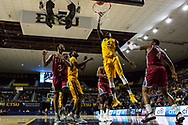 November 22, 2017 - Johnson City, Tennessee - Freedom Hall: ETSU center Peter Jurkin (5)<br /> <br /> Image Credit: Dakota Hamilton/ETSU