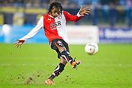 06-02-2011: Voetbal: Vitesse - Feyenoord: Arnhem<br /> Eredivisie 2010 / 2011<br /> Georginio Wijnaldum<br /> &copy; 2011 Joep Leenen Sportfotografie