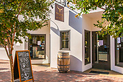Rancho Capistrano Winery On Verdugo Street in San Juan Capistrano