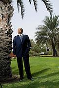 Bimal Desai, Partner, Allen & Overy LLP, Dubai, United Arab Emirates on August 15, 2006..By Siddharth Siva