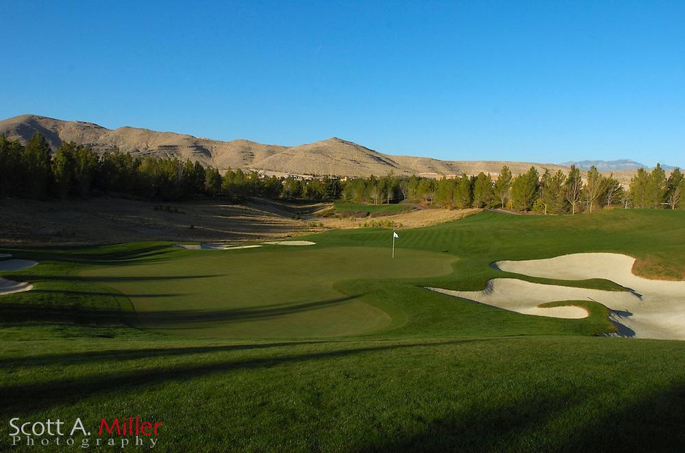Southern Highlands Golf Club Hole No. 2..                ©2006 Scott A. Miller