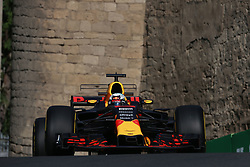 June 23, 2017 - Baku, Azerbaijan - Motorsports: FIA Formula One World Championship 2017, Grand Prix of Europe, .#3 Daniel Ricciardo (AUS, Red Bull Racing) (Credit Image: © Hoch Zwei via ZUMA Wire)