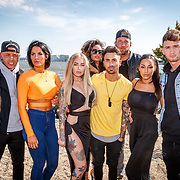 NLD/Amsterdam/20180502 - MTV's Ex on the Beach: Double Dutch, volledige cast