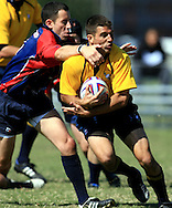 Match 3, Armed Forces Rugby Championship, 25 Oct 06, USN (33) vs. USCG (33)