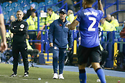 Middlesbrough Manager Tony Pulis during the EFL Sky Bet Championship match between Sheffield Wednesday and Middlesbrough at Hillsborough, Sheffield, England on 19 October 2018.