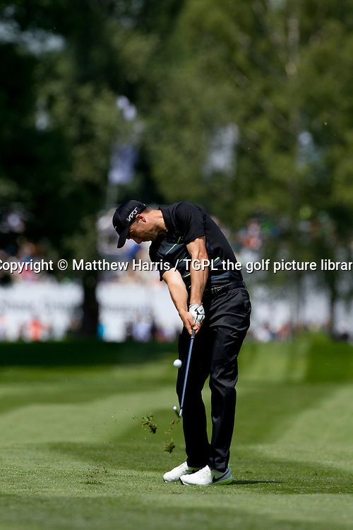 Ross FISHER (ENG) during fourth round BMW International Open 2015,Golfclub Munchen Eichenied,Munich,Germany