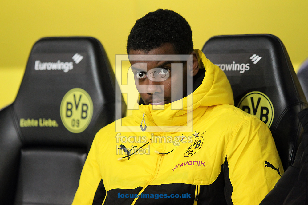 Alexander Isak of Borussia Dortmund during the Bundesliga match at Signal Iduna Park, Dortmund<br /> Picture by EXPA Pictures/Focus Images Ltd 07814482222<br /> 17/03/2017<br /> *** UK &amp; IRELAND ONLY ***<br /> EXPA-EIB-170318-0054.jpg
