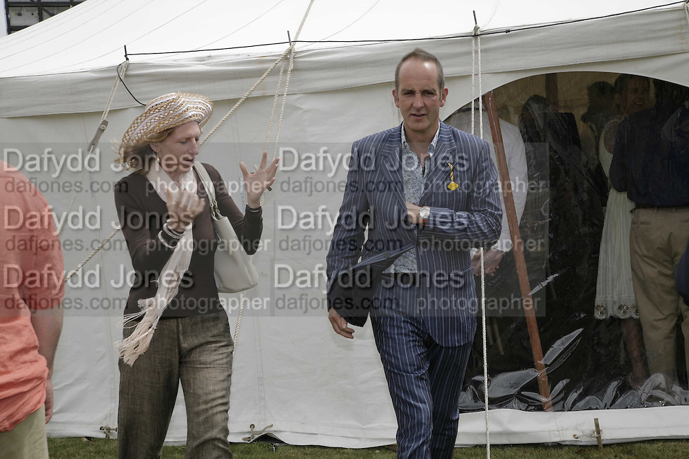Festival Of Speed >> Kevin McCloud and his wife Zani   Dafydd Jones