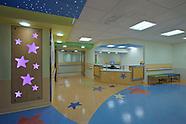 Children's National Medical Center Interior Images of 7th Floor, Washington DC