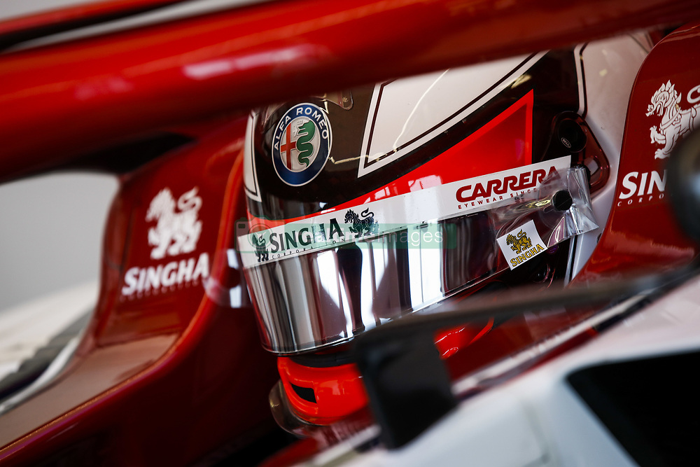 March 17, 2019 - Melbourne, Australia - Motorsports: FIA Formula One World Championship 2019, Grand Prix of Australia, ..#7 Kimi Raikkonen (FIN, Alfa Romeo Racing) (Credit Image: © Hoch Zwei via ZUMA Wire)