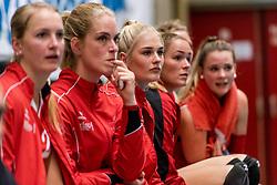 06-05-2017 NED: Finale play off Sliedrecht Sport - VC Sneek, Sliedrecht<br /> Sliedrecht is Nederlands kampioen 2016-2017 / Hester Jasper #4 of Sneek
