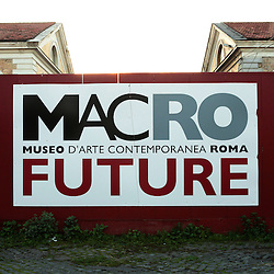 MACRO Future contemporary art museum in Rome