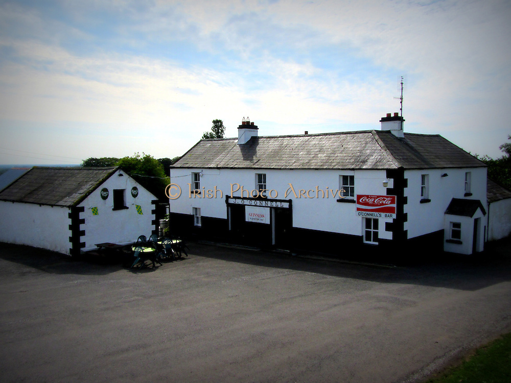 J O'Connells Pub, Hill of Skyrne, Meath – c.1800