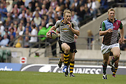 The Middlesex Sevens, Twickenham Stadium, Twickenham, GREAT BRITAIN, 12.08.2006. Rugby,  London Wasps vs Harlequins.  Photo, Peter Spurrier, Tel +44 7973 819 551, email images@intersport-images.com...