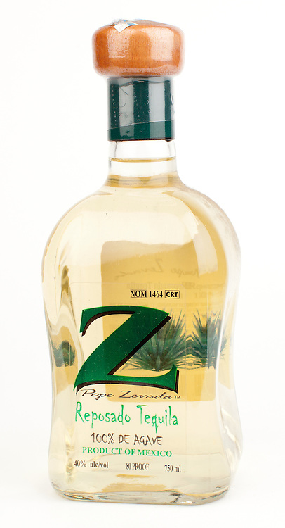 Pepe Zevada reposado -- Image originally appeared in the Tequila Matchmaker: http://tequilamatchmaker.com