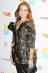 © Licensed to London News Pictures. 21/10/2013, UK. Patsy Palmer, It's A Lot - UK Premiere, VUE West End, London UK, 21 October 2013 . Photo credit : Brett D. Cove/Piqtured/LNP