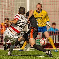 Hamilton Accies v Kilmarnock   Scottish Premiership   20 September 2014