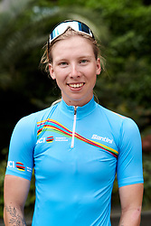 Lorena Wiebes (NED) is the new leader of the youth classification of the UCI Women's WorldTour after Tour of Chongming Island 2019 - Stage 3, a 118.4 km road race on Chongming Island, China on May 11, 2019. Photo by Sean Robinson/velofocus.com