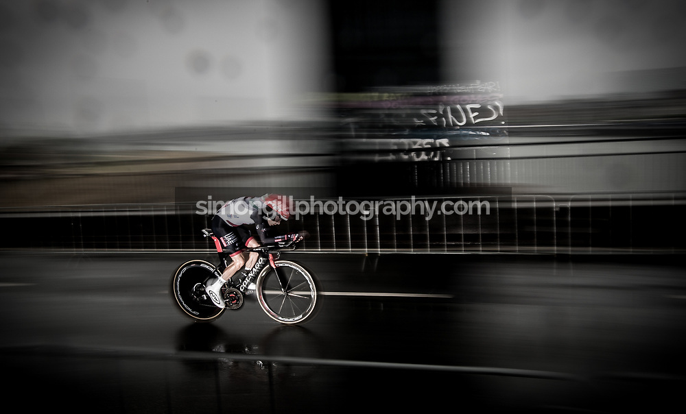 July 1st 2017, Düsseldorf, Germany; Cycling, Tour de France, Stage 1; Louis Meintjes
