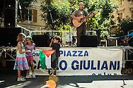 Genova, 20 luglio 2016. G8 e Carlo Giuliani, 15 anni dopo.