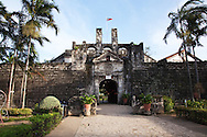Fort San Pedro is a military defence structure built by Spanish and indigenous labourers under the command of Spanish conquistador Miguel López de Legazpi and the Spanish colonial government in Cebu. It is located in the area now called Plaza Indepedencia, Cebu City, Philippines.