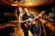 The Nashville band Birdcloud at Edgefield Bar in East Nashville