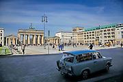 Germany Berlin, Brandenburg Gate,
