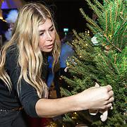 NLD/Amsterdam/20191206 - Sky Radio's Christmas Tree For Charity 2019, Estelle Gullit