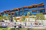 ICC Exhibition Centre landscape