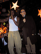 Wyclef Jean And Bono of U2<br />