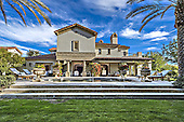 Sylvester Stallone's southern California mansion