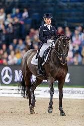 Langehanenberg Helen, GER, Damsey FRH<br /> Stuttgart - German Masters 2019<br /> © Hippo Foto - Stefan Lafrentz
