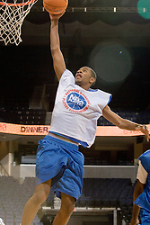 G/F Dominic Cheek (Jersey City, NJ / St. Anthony).  The National Basketball Players Association held a camp for the Top 100 high school basketball prospects at the John Paul Jones Arena at the University of Virginia in Charlottesville, VA from June 20, 2007 through June 23, 2007.