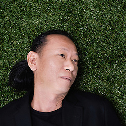 Here's actor John Low at the 62th Cannes Film Festival (Directors' Fortnight). France. May 2009. Photo: Antoine Doyen