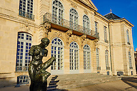 France, Paris (07), musée Rodin, 77 rue de Varenne // France, Paris, Rodin museum