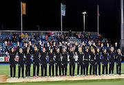 Bronze medallist New Zealand  at the XX Commonwealth Games, Glasgow, Blacksticks women's v South Africa, 2nd August 2014. Photo: Ady Kerry/www.photosport.co.nz